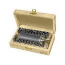 Nøgle for fjedre i stueure