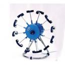 Cyclomat m. 12 arme inkl. fod