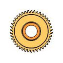 Timehjul AIG 0, Ronda 4002/4003.B