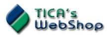 TICA WebShop