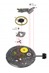 Sellita SW200-1 Diagram 4