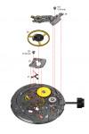 Sellita SW240-1 Diagram 4