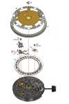 Sellita SW240-1 Diagram 7